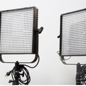 Rent Two Litepanels LP-1x1 bi-color