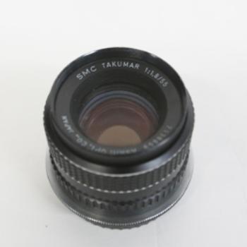 Rent SMC Takumar 55mm VINTAGE PRIME