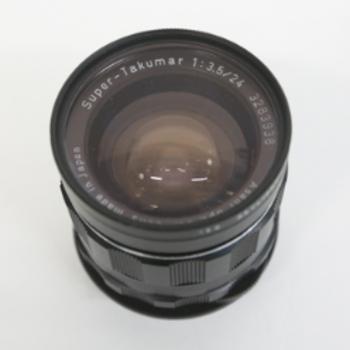 Rent Super Takumar 24mm VINTAGE PRIME