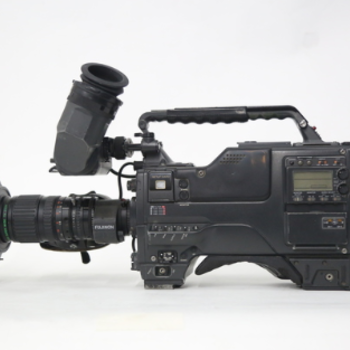 Rent Sony Betacam BVW D600 Camera /Fuji A8.5X5.5 Servo Zoom lens