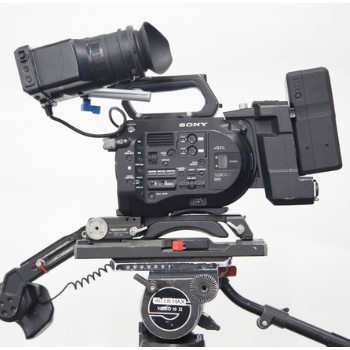 Rent Sony FS7 Package w/ Canon 24-105, XDCA and Metabones Adapter