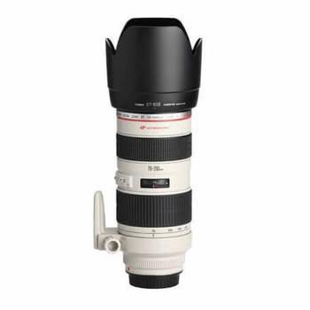 Rent Canon 70-200 2.8 II