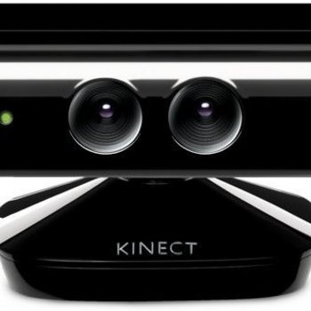 Rent Kinect XBOX 360 with power supply