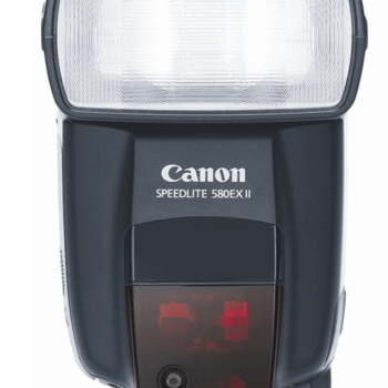 Rent Canon Speedlite 580EX II TTL