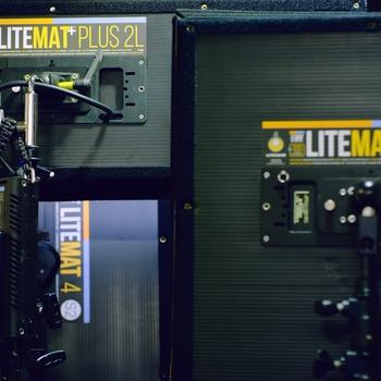 Rent LiteGear LiteMat+ PLUS 2L (gold mount)