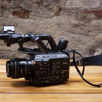 Rent RUN & GUN | Sony FS5 Kit with Metabones, Canon Lens Kit, Wireless Lav Kit & more