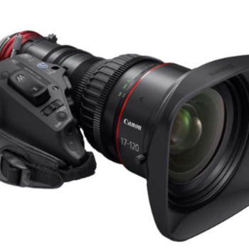 Rent Canon 17-120 F2.8 Cine Servo Lens EF or PL mount