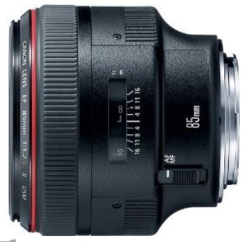 Rent Canon L-series 85mm F1.2