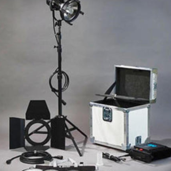 Rent Lighting and Grip package
