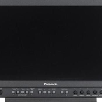 "Rent Panasonic 17"" field monitor (x3 available)"