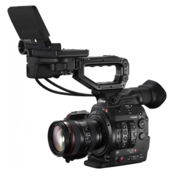 Rent (X2) Canon C300 MK2 packages, bodies only w/media&batts