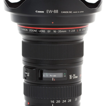 Rent Canon L-series 16-35mm F2.8 (x3 available)