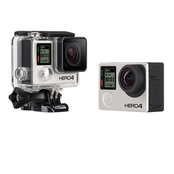 Rent GoPro Hero 4 camera with 4K shooting