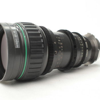 Rent Canon 11-165mm T2.5 Super16 mm lens PL mount
