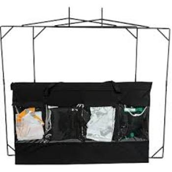 Rent 4x4 Road Rags Kit - Frame, Single, Silver Lumet, Silk, Flag
