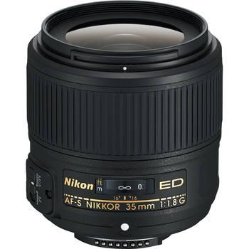 Rent Nikon AF-S NIKKOR 35mm f/1.8G ED Lens