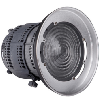 Rent Aputure 300d with Fresnel Mount