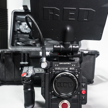 Rent RED Epic-W EF-Mount Basic Kit