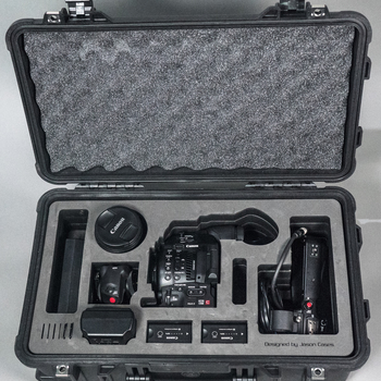 Rent Canon C100 mkII Package (with 17-55 EF-S lens)