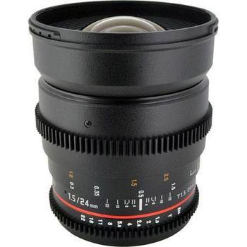 Rent Rokinon 24mm Cine DS T1.5
