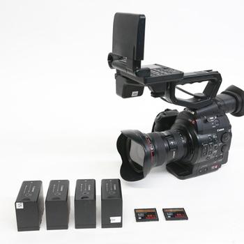 Rent Canon EOS C300 Camera w/ Canon 16-35mm f/2.8 II Zoom Lens