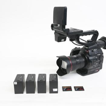 Rent Canon EOS C300 Cinema Camera w/ 24-70