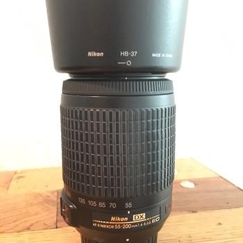 Rent Nikon D7100 camera with 3 lenses