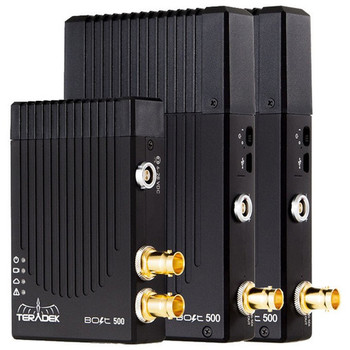 Rent Teradek 500 1TX, 2 RX HD-SDI, HDMI 3rd generation