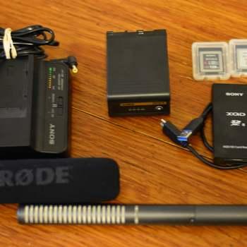 Rent Sony PXW-FS7 w/ 18-105mm-f-4-G-OSS-Lens