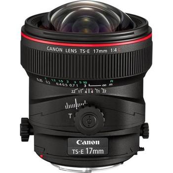 Rent Canon TS-E 17mm f/4L Tilt-Shift Lens