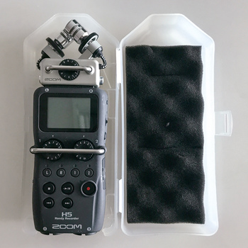 Rent Zoom H5 Audio Recorder with acessories kit