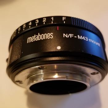 Rent Metabones n/f M43 Mount