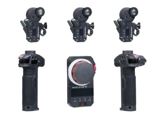 0003502 tilta nucleus m wireless lens control system 3 channel