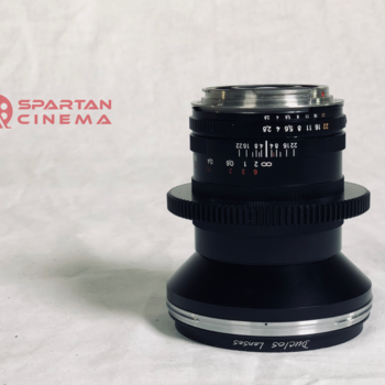 Rent Zeiss ZF.2 21mm F2.8 with Duclos Cine-Mod Prime Lens