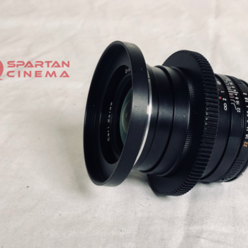 Rent Zeiss ZF.2 28mm f/2.0 with Duclos Cine-Mod Prime Lens (EF)