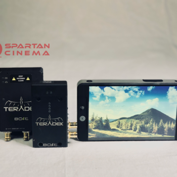 Rent Teradek Bolt Pro 1:1 (SDI) + SmallHD 702 Bright Monitor