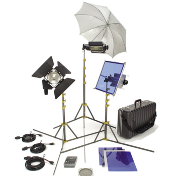 Rent Lowel 3 Light Kit