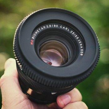 Rent Zeiss Jena Lens Set (20, 35, 50, 85, 135)