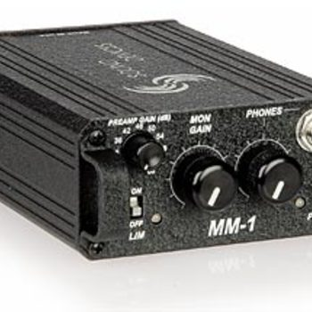 Rent Sound Devices MM1 Package