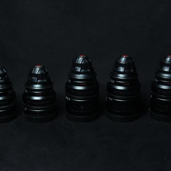 Rent RED Pro Prime Cine Lens Set (18,25,35,50,100)