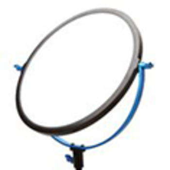Rent Soft Lights! Dracast Silkray Round LED Lighting Kit - 2x