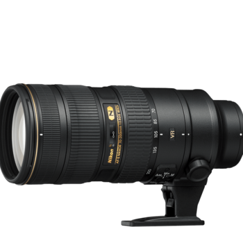 Rent AF-S NIKKOR 70-200mm f/2.8G ED VR II. Great lens. Comes with filter, case and hood