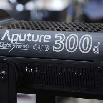 Rent Aputure Light Storm C300d LED Light (V Mount)