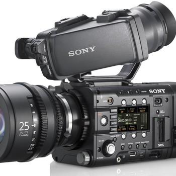 Rent Sony PMW F5 Camera