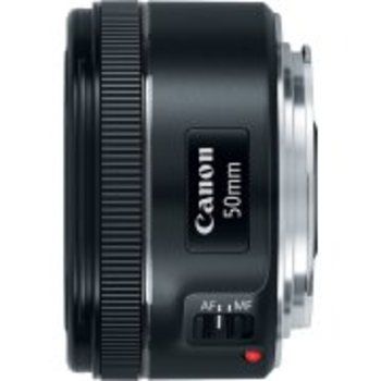 """Rent Canon """"Nifty"""" 50mm 1.8 STM Lens"""
