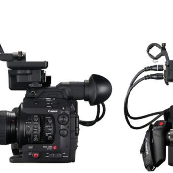 Rent Canon EOS C300 MkII - EF