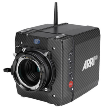 Rent Arri Alexa Mini w/ RAW License