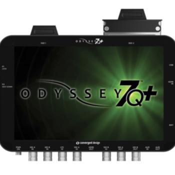 Rent Convergent Design Odyssey 7Q+ (4k RAW Bundle, Titan Extract)