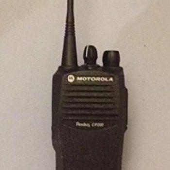 Rent 6 x Motorola CP200 Radios w/ Surveillance Kits