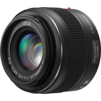 Rent Panasonic Leica DG Summilux 25mm f/1.4 ASPH. Lens